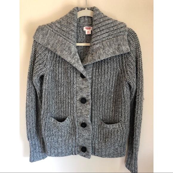 Mossimo Supply Co. Sweaters - Chunky cardigan